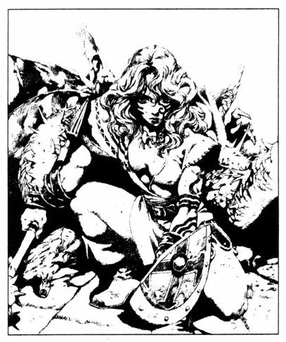 lady Of pharis vol02 Pg 141